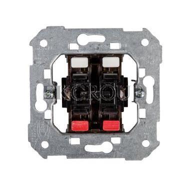 Simon 82 Przycisk podwójny mechanizm 75396-39-171260