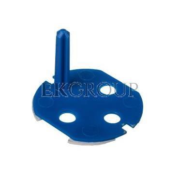 Klucz gniazda DATA niebieski KGD1-166592