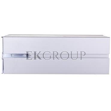 Simon Connect Kolumna Ofiblock Plus pozioma 8xK45 szary grafit KFP108/14-166998