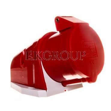 Gniazdo stałe 32A 5P 400V 6h IP44 101-167875