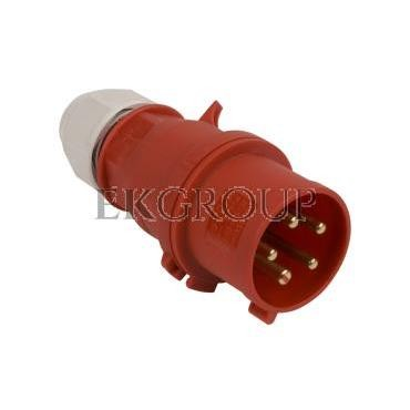 Wtyczka przenośna 32A 5P 400V 6h IP44 MULTI-GRIP Quick-Connect 2148-174234