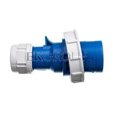 Wtyczka przenośna 16A 3P 230V niebieska IP67 SHARK 0132-6-174069
