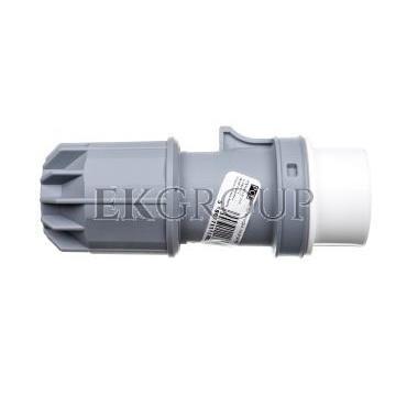Wtyczka przenośna 16A 2P 42V biała IP44 TWIST 082-12v-174082