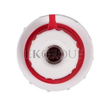 Wtyczka przenośna 16A 5P 400V czerwona IP67 SHARK 0152-6-174035