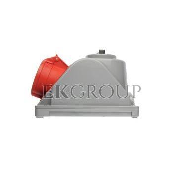 Gniazdo stałe z wyłącznikiem L-0-P 32A 5P 400V IP44 COMBO-POL 960625401W-174868