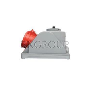 Gniazdo stałe z wyłącznikiem 0-1 16A 5P 400V IP44 COMBO-POL 96061540W-174871
