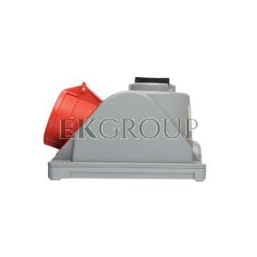 Gniazdo stałe z wyłącznikiem 0-1 32A 5P 400V IP44 COMBO-POL 96062540W-174877