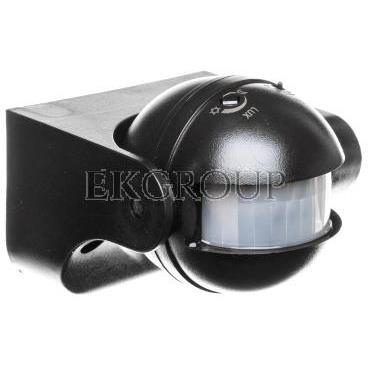 ALER Czujnik ruchu czarny 8min ALER JQ-30-B 00461-167416