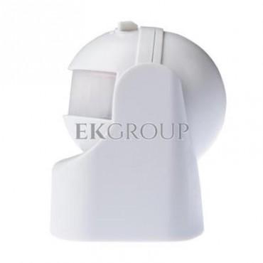 Czujnik ruchu 1000W 180st. biały ALER JQ-30-W E27460-167131
