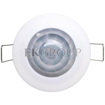 Czujnik ruchu 2000W 360st. biały MERGE JQ-O wstropowy 07691-167177