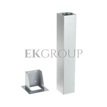 Simon Connect Minikolumna ALK jednostronna 7xK45 anodyzowane aluminium ALK117/8-166986