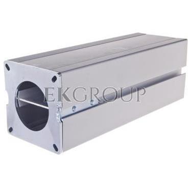 Simon Connect Minikolumna ALK dwustronna 8xK45 anodyzowane aluminium ALK224/8-166988