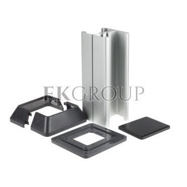 Simon Connect Minikolumna ALC dwustronna 8xK45 anodyzowane aluminium ALC322/8/14-166978