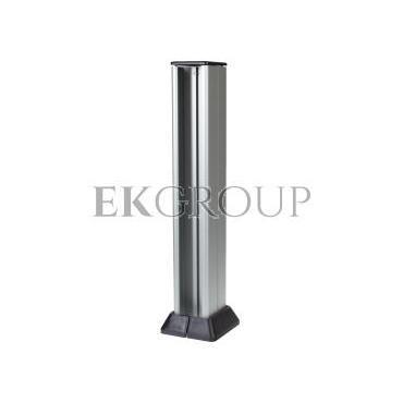 Simon Connect Minikolumna ALC dwustronna 20xK45 anodyzowane aluminium/ szary grafit ALC325/8/14-167002