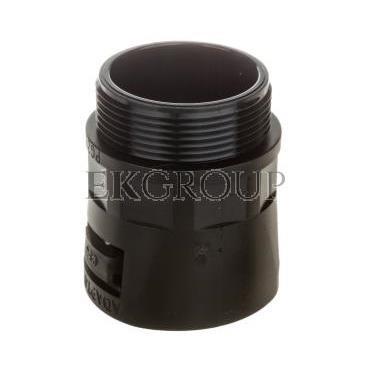Dławnica poliamidowa do rury ochronnej PG29 IP66 czarna SFD 29 E03DK-07060100701-175550