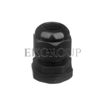 Dławnica kablowa poliamidowa M20 IP68 DP-EN 20 HM BK czarna E03DK-01040121001-175569