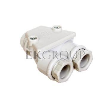 Dławnica kablowa podwójna PG13,5 IP54 113 PG13.5 LGR 2024136-175516