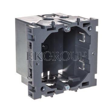 Puszka osprzętowa montaż frontalny RAPID80 71GD6 6288610-178073