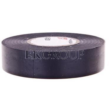 Taśma izolacyjna 128 0.15-19-25 PVC czarna 145794-178224