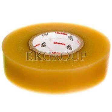 Taśma izolacyjna 128 0.15-19-25 PVC/transparentna-178223