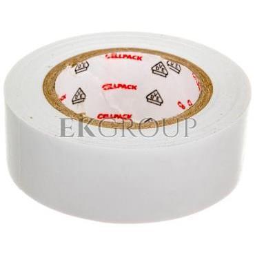Taśma izolacyjna 128 0.15-19-10 PVC/biała-178216
