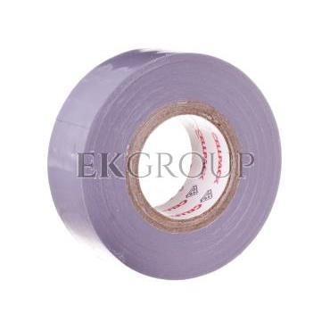 Taśma izolacyjna 128 0.15-19-10 PVC/szara-178219