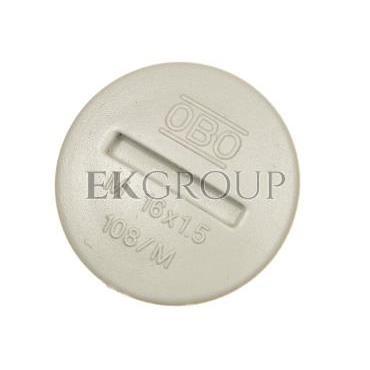 Zaślepka polistyrenowa M16 108 M16 PS 2033007-178763