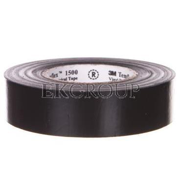 Taśma elektroizolacyjna Temflex 1500 czarna 19mmx20m DE272951091/7000062291-178313