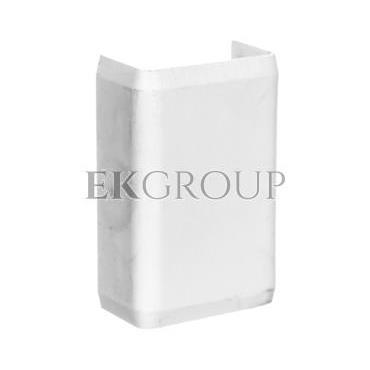 Pokrywa łącząca LHD 20x10mm biała 8922 /100szt./-178914