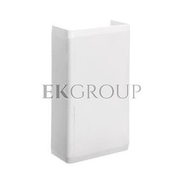 Pokrywa łącząca LHD 40x20mm biała 8632-178927