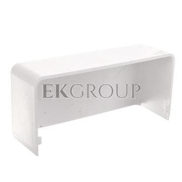 Pokrywa końcowa EKD 120x40mm biała 8581-178566