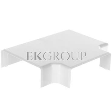 Pokrywa odgałęźna EKD 120x40mm biała 8584-178938