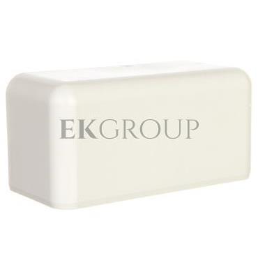 Pokrywa końcowa EKE 140x60mm biała 8561-178570