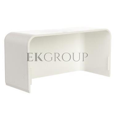 Pokrywa końcowa EKE 140x60mm biała 8561-178571