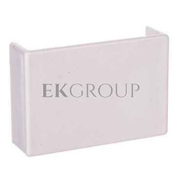 Łącznik prosty do kanałów kablowych GU 40x10 biały /2szt/ ECGU4010B-178979