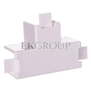 Rozgałęźnik do korytek kablowych typu T 15x17 biały /2szt/ ECT1517B-178985