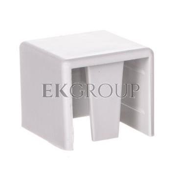 Element kończący do kanałów kablowych TT 15x17 biały /2szt/ ECTT1517B-178577