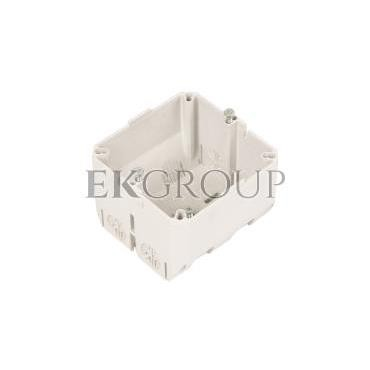 Puszka osprzętowa fi60 do kanałów WDK 2390 6023207-178085