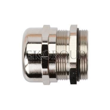 Dławnica kablowa mosiężna PG29 IP68 MDW 29H E03DK-03070100701-175120