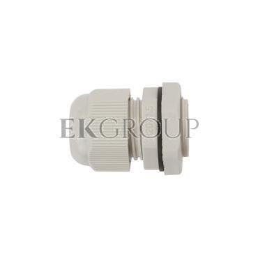 Dławnica kablowa poliamidowa M20 IP68 DP-EN 20 HM szara E03DK-01040100301-175124