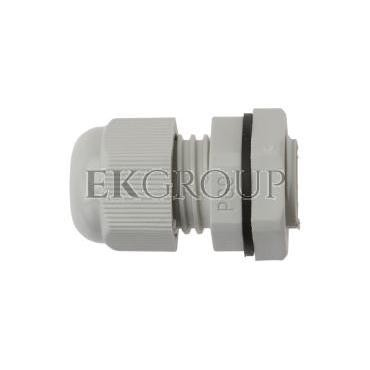 Dławnica kablowa poliamidowa PG9 IP68 DP 9/H szara E03DK-01030100201-175211