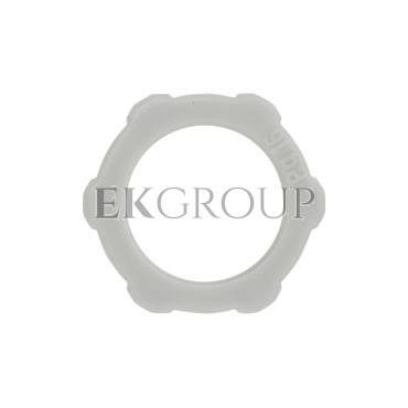 Nakrętka polistyrenowa PG16 jasnoszara 116 PG16 2043165 /100szt./-176825