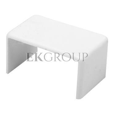 Łącznik do kanałów prosty WDK 20x10 HS10020RW biały 6154026 /10szt./-178823