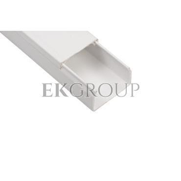 Listwa elektroinstalacyjna LS 40x25 EKO biała 68274 /2m/-176129