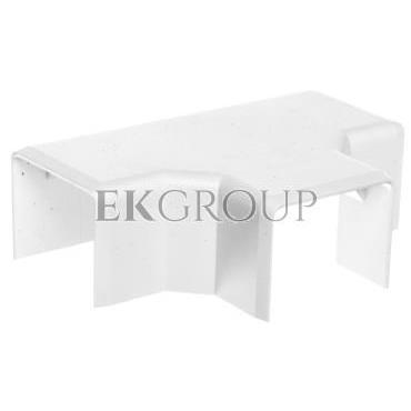 Trójnik 25.2x 20.2mm kremowo-biały LHD 25x20 8914-178861