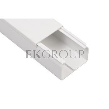 Listwa elektroinstalacyjna LS 60x40 EKO biała 68009 /2m/-176147