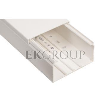 Kanał instalacyjny 110x60 WDK60110RW biały 6191215 /2m/-176166