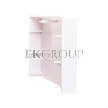 Zakończenie listwy elektroinstalacyjnej ZL 90x60/40 białe 68314-178496