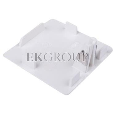 Końcówka kanału WDK 60x60 HE60060RW biała 6193285-178445