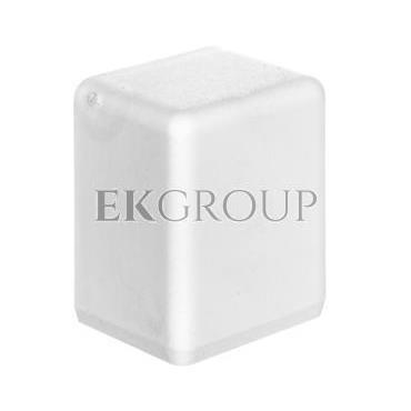 Pokrywa końcowa kanału LHD 25x20mm kremowo-biały 8911 /100szt./-178498